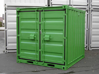 neue Lagercontainer
