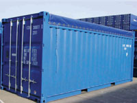 neue Open-Top-Container
